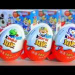 Kinder Joy Pororo Surprise eggs Pororo Pop up Toy Play
