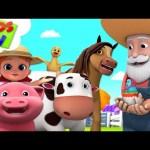 Old MacDonald Had a Farm | Boom Buddies | Nursery Rhymes & Children Songs – Kids TV