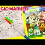 Paw Patrol Imagine Ink Magic Marker and Surprises