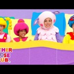 Six in the Bed | Mother Goose Club Nursery Rhymes