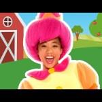 Skip to My Lou + More   Mother Goose Club Nursery Rhymes