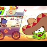 Sweet Duel   Om Nom Cartoons   Around The World   Cartoon Shows For Toddlers – Kids TV