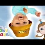 Baby Jake – Dancing in the Snowy Mountains | Full Episodes | Yacki Yacki Yoggi | Cartoons for Kids