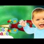 Baby Jake – Flying a Spaceship | Full Episodes | Yacki Yacki Yoggi | Cartoons for Kids