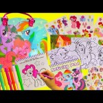 My Little Pony The Movie Activity Case