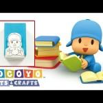Pocoyo Arts & Crafts: Book-holder