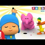 ⚫️ POCOYO in ENGLISH – Hole Lotta Trouble [ New Season] | VIDEOS and CARTOONS FOR KIDS