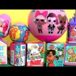Vampirina Surprise Toys Monster House 2018 with Disney Elena of Avalor Kinder egg