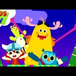 We Wish You A Merry Christmas | KinToons For Kids | Christmas Songs For Toddlers – Kids Tv