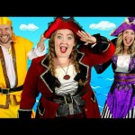 Alphabet Pirates – ABC Song for Kids – Learn the Alphabet