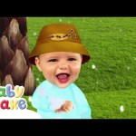 Baby Jake –  Snowing in Jungle | Full Episodes | Yacki Yacki Yoggi | Cartoons for Kids