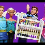 Barbie Goes Crib Shopping at a Baby Store – Doll Parody Kids Toys