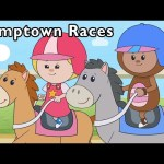 Camptown Races + More | Happy Running Horse Game | Mother Goose Club Phonics Songs