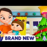 Deck The Halls – Christmas Songs for Kids | Nursery Rhymes | ABCs and 123s | Little Baby Bum! New