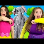 """""""Do the Elephant"""" – Healthy Habits – Nursery Rhymes & Kids Songs (The Jimmies cover)"""
