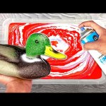 HYDRO Dipping a DUCK !! 🎨
