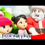 Jingle Bells – Christmas Songs for Kids | Nursery Rhymes | ABCs and 123s | Little Baby Bum