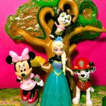 Minnie Mouse and Friends Save Figaro Toy Parody