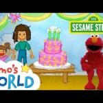 Sesame Street: Birthdays | Elmo's World