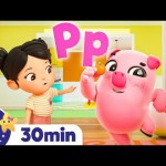 ABC Phonics Song   +More Nursery Rhymes & Kids Songs – ABCs and 123s   Learn with Little Baby Bum