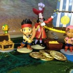Jake and the Never Land Pirates Deluxe Playmat