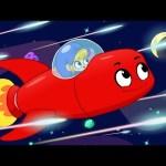 Morphle's Magic Space World – Mila and Morphle | Cartoons for Kids | Morphle TV