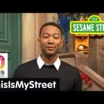 Sesame Street Memory: John Legend | #ThisIsMyStreet