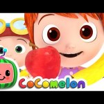 Apples and Bananas Song | CoComelon Nursery Rhymes & Kids Songs