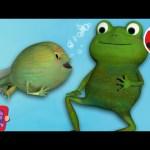 Frog Song + More Nursery Rhymes & Kids Songs – CoComelon
