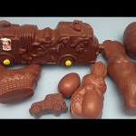 Learn Sizes with Surprise Eggs! Which Surprise Egg is Bigger Challenge! Huge Mystery Chocolate!