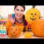 Let's Make A Jack O'Lantern! – Caitie's Classroom Live