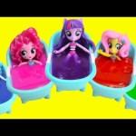 My Little Pony Slime Bath Surprises LEARN Colors