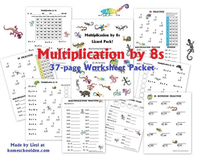 Multiplication Worksheets Grade 5