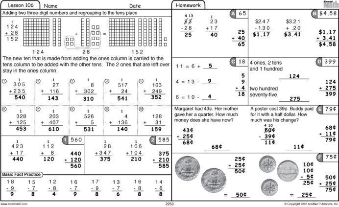 Multiplication Table Worksheets For Grade 5