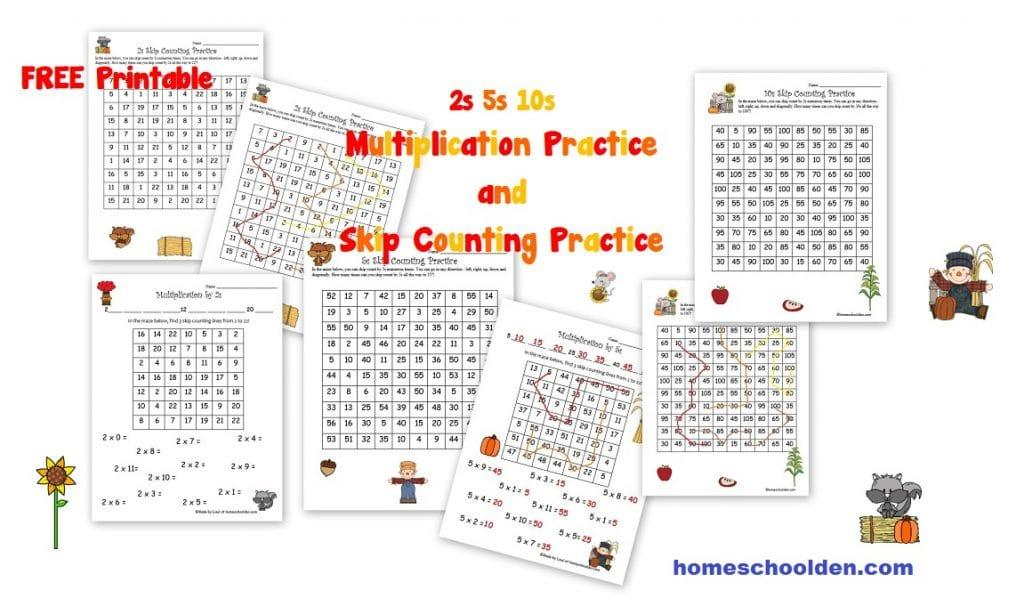 Multiplication Worksheets Word Doc