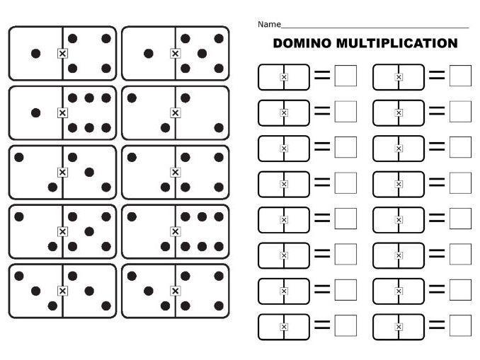 Multiplication Worksheets 1 To 12