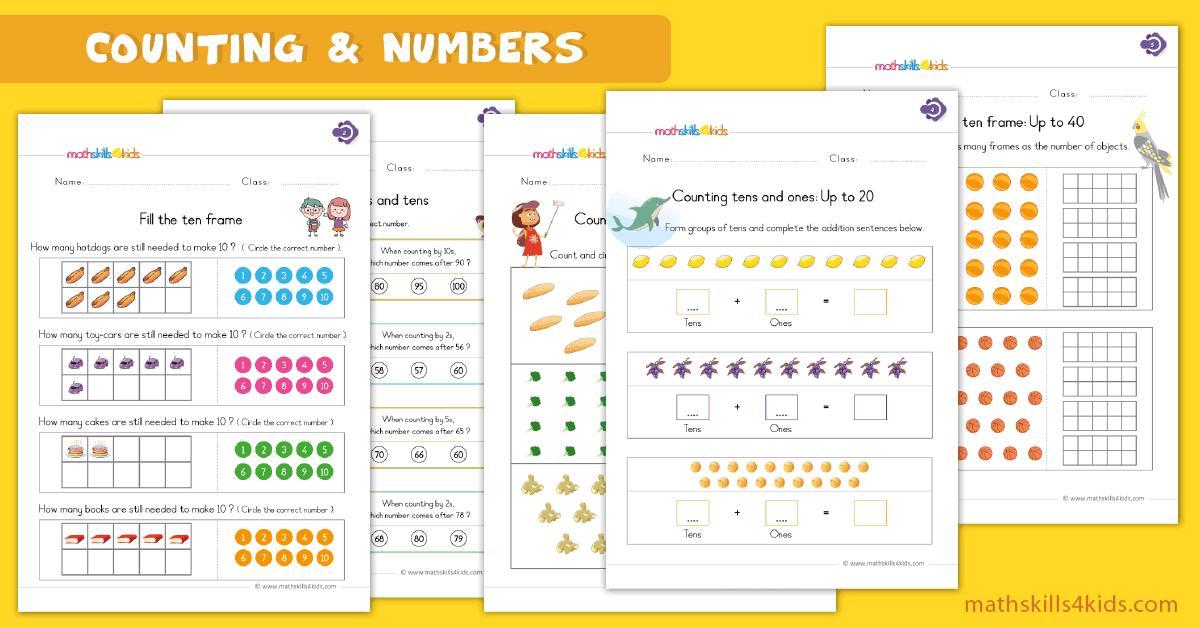 Multiplication Worksheets Level 1 4