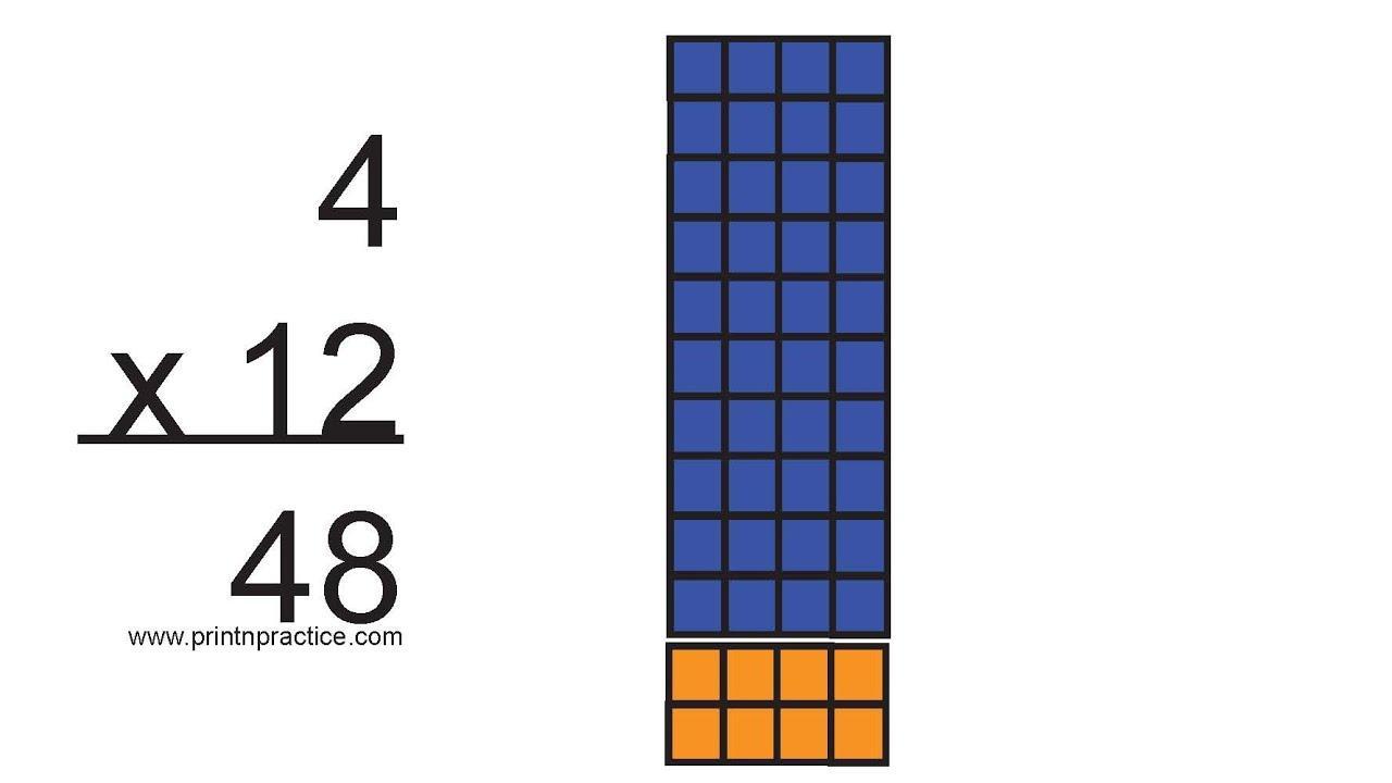 Multiplication Worksheets X4 6