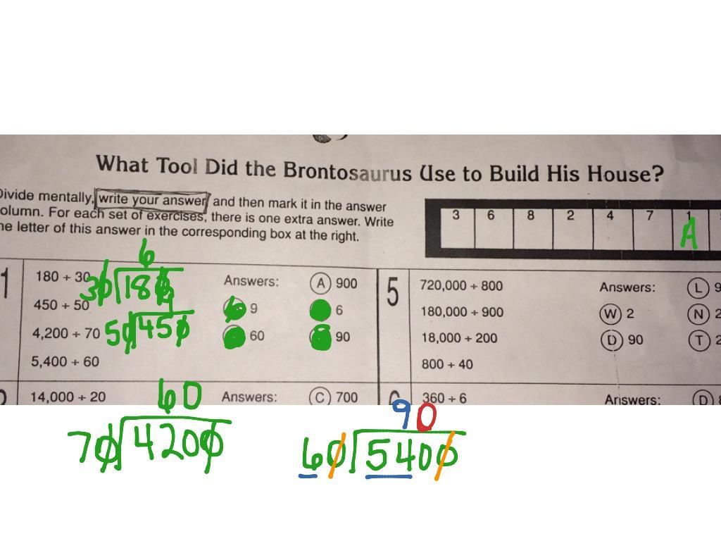 Multiplying Numbers With Zeros Worksheet