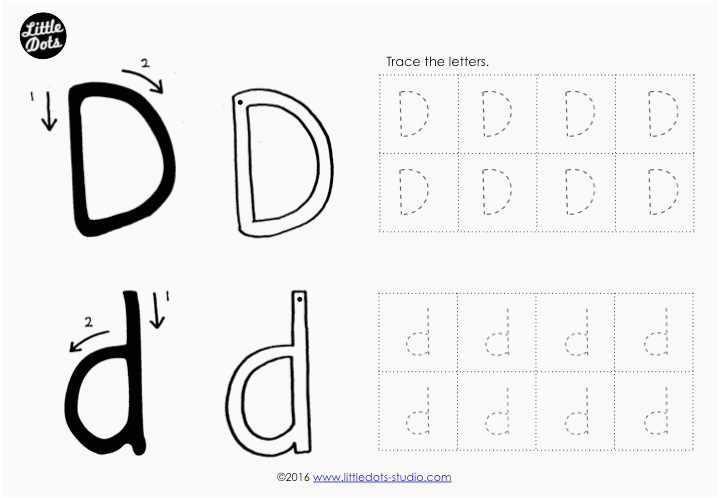 Preschool English Worksheets Free Download