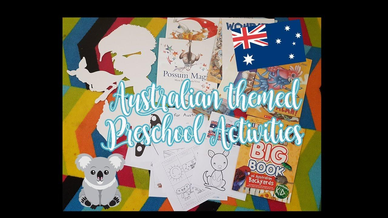 Preschool Worksheets Australia 5