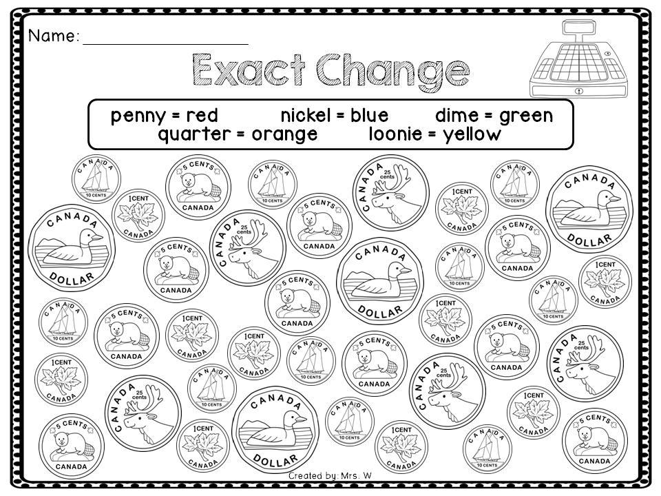 Preschool Worksheets Canada 2