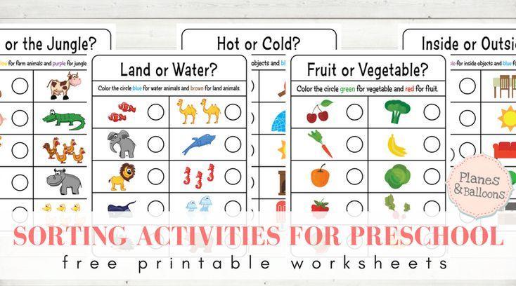 Preschool Worksheets For 5 Year Olds 2