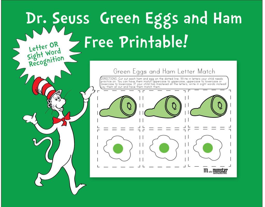 Preschool Worksheets Green 5
