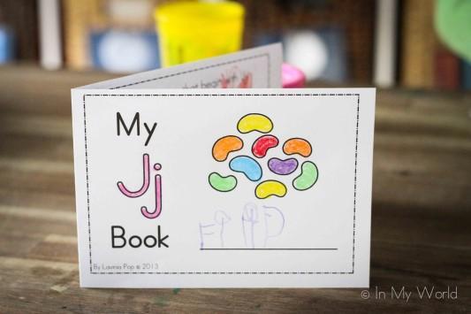 Printable Preschool Worksheets Letter J 3