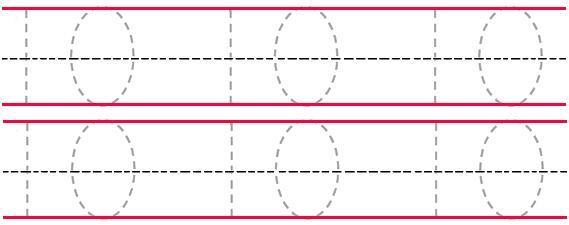 Free Printable Preschool Worksheets Tracing Letters And Numbers