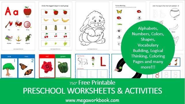 Preschool Worksheets For The Letter C
