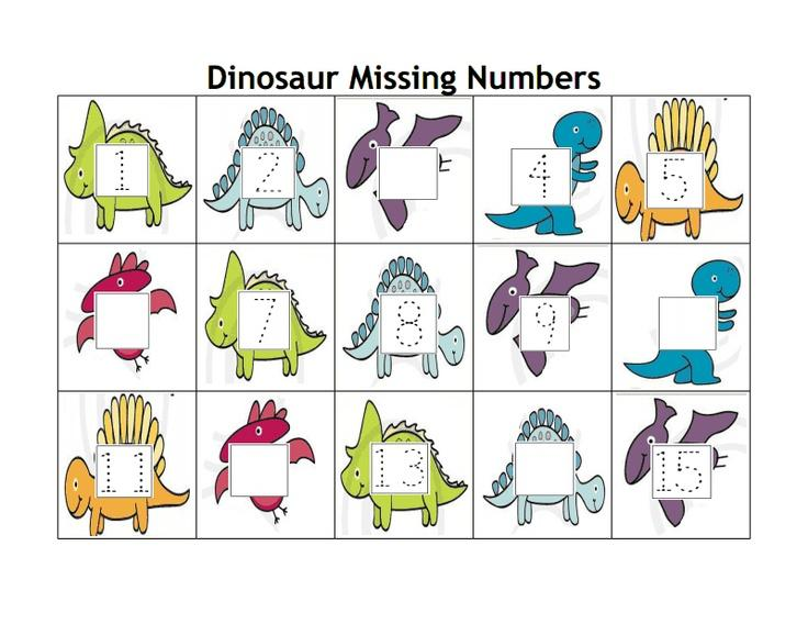 Preschool Worksheets Number 1 1