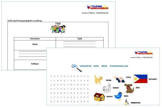 Preschool Worksheets Philippines 6
