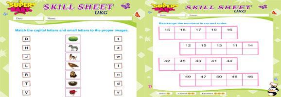 Addition Math Worksheets For Kg2